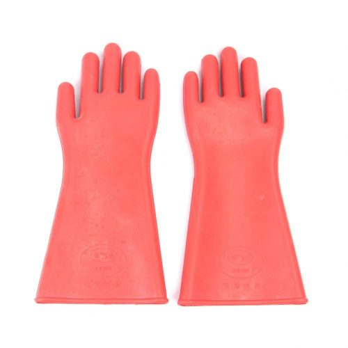 Gloves Rubber Safety Electrical Protective