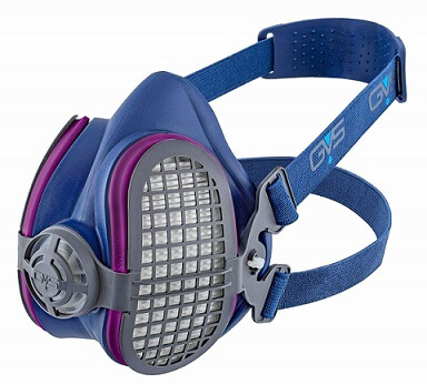 GVS SPR451 Elipse P100 Half Mask Respirator