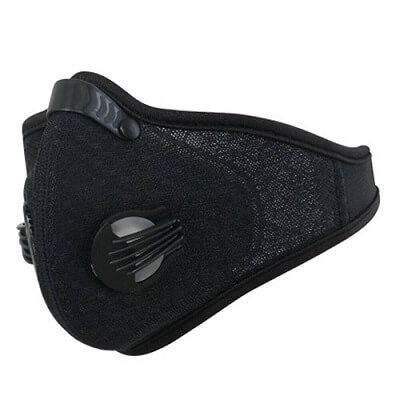 Topnisus Dust Mask with Filter