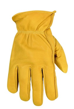 Top Grain Goatskin Work Gloves